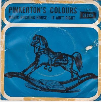 MAGIC ROCKING HORSE / It Ain't Right   Dutch pressing
