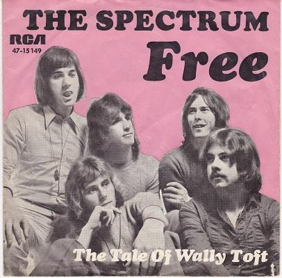 FREE / The Tale Of Walley Toft   German pressing