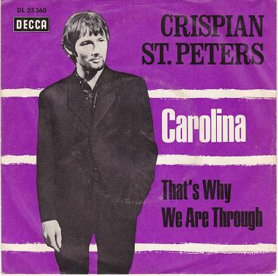 CAROLINA / That's Why We Are Through   German pressing