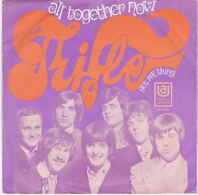 ALL TOGETHER NOW / Got My Thing   Dutch pressing