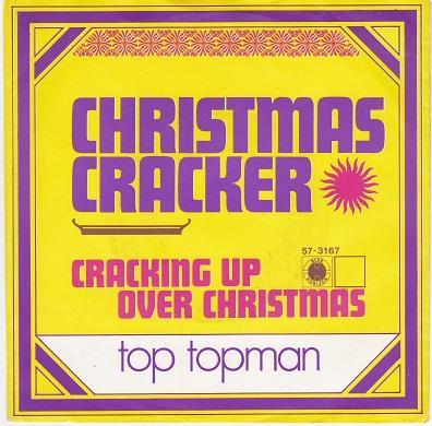 CHRISTMAS CRACKER / Cracking Up Over Christmas   Dutch pressing
