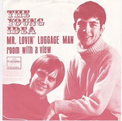 MR. LOVIN' LUGGAGE MAN / Room With A View   Dutch pressing
