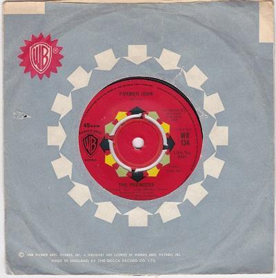 FARMER JOHN / Duffy's Blues   UK pressing