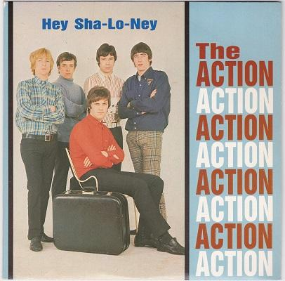 HEY SHA-LO-NEY / Come On, Come With Me     UK pressing