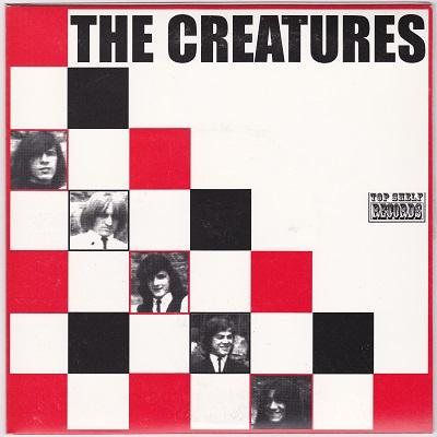ALL I DO IS CRY EP   Australian garage punk from 1966