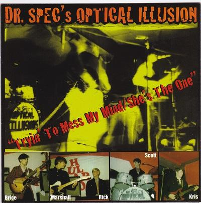 TRYIN'' TO MESS MY MIND / She''s The One   Reissue