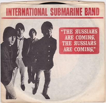 THE RUSSIANS ARE COMING EP   Reissue