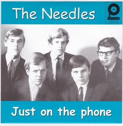 JUST ON THE PHONE / Growing Mad   Recordings from 1964