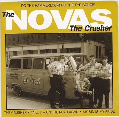 THE CRUSHER EP   Reissue