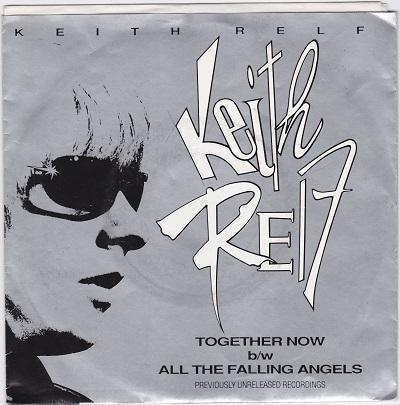 TOGETHER NOW / All The Falling Angels   US pressing from 1989