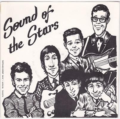 SOUND OF THE STARS EP   Compilation of interviews,   ( THE HOLLIES / CLIFF RICHARD / CILLA BLACK / P