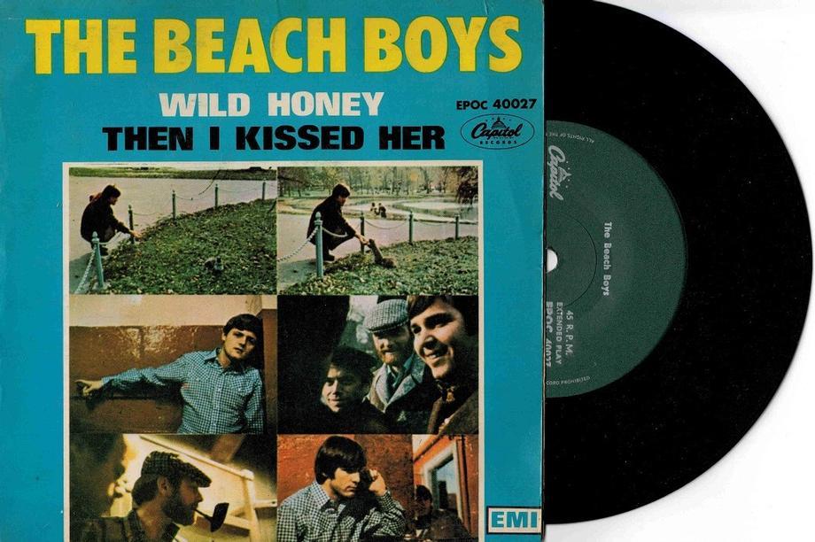 WILD HONEY EP