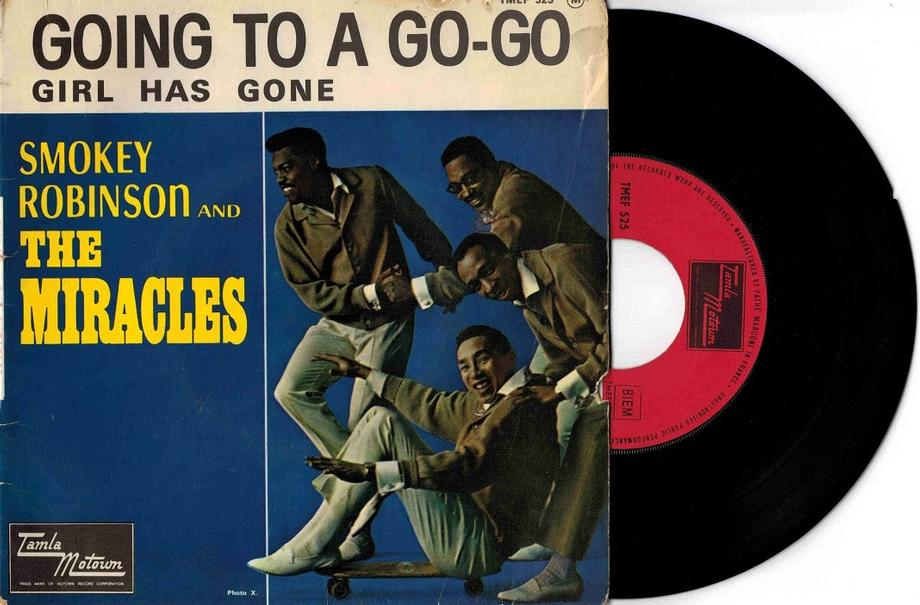 GOING TO A GO-GO EP (Wobc)