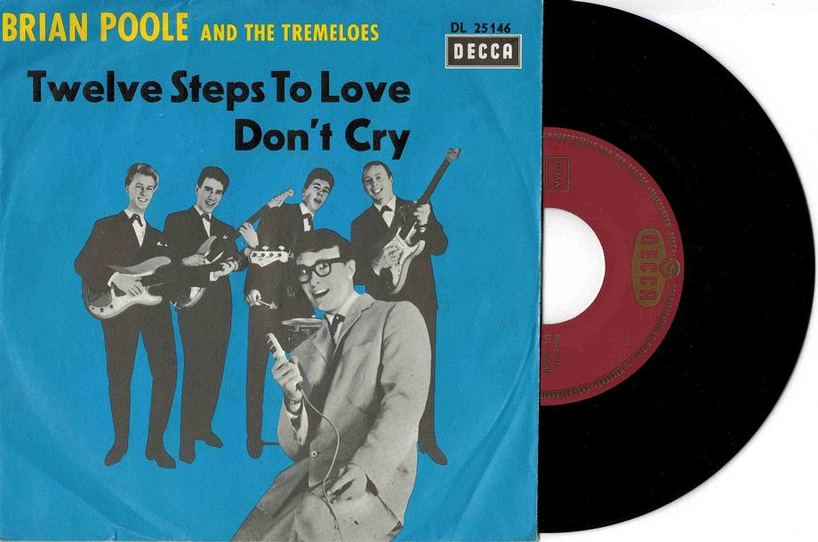 TWELVE STEPS TO LOVE / Don''t Cry