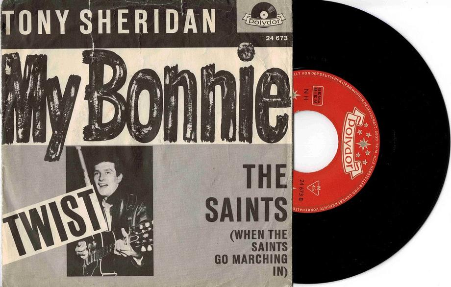 MY BONNIE / The Saints (When The Saints Go Marching In)