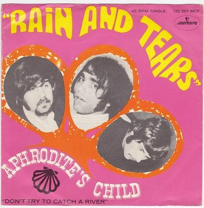 RAIN AND TEARS / Don''t Try To Catch A River   Dutch pressing