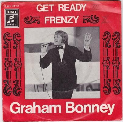 GET READY / Frenzy   German pressing
