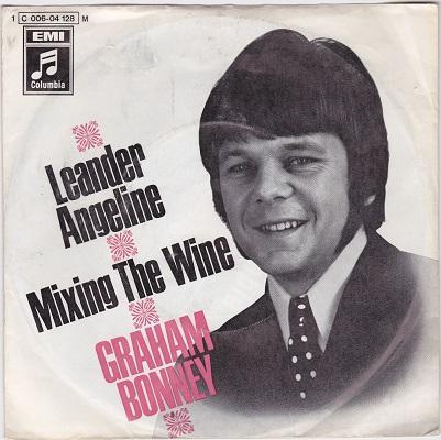 LEANDER ANGELINE / Mixing The Wine   German pressing