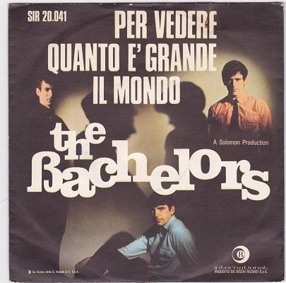 PER VEDERE QUANTO E'' GRANDE IL MONDO / Proposta   Italian pressing