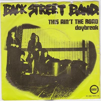 THIS AIN''T THE ROAD / Daybreak   Dutch pressing