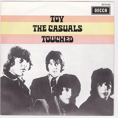 TOY / Touched   Dutch pressing