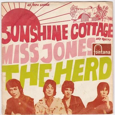 SUNSHINE COTTAGE / Miss Jones   Dutch pressing