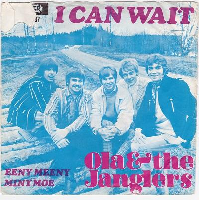 I CAN WAIT / Eeny Meeny Miny Moe   Dutch pressing