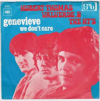 GENEVIEVE / We Don''t Care   Dutch pressing