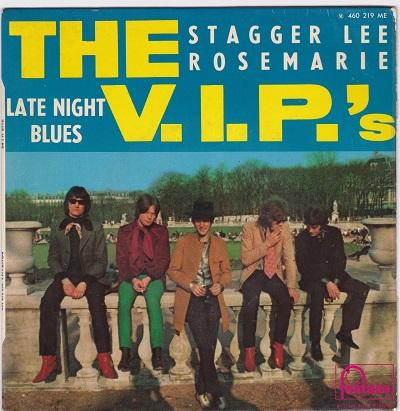 STAGGER LEE EP   French pressing