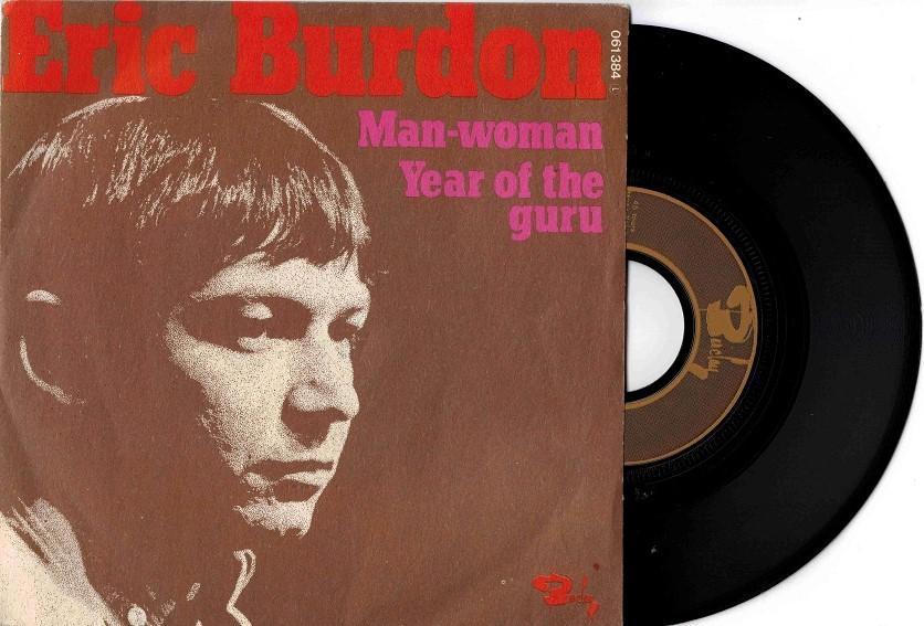 MAN-WOMAN / Year Of The Guru