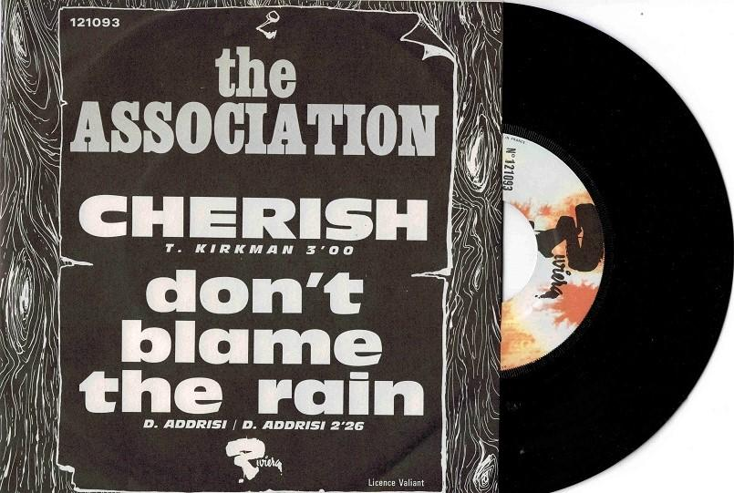 CHERISH / Don''t Blame The Rain