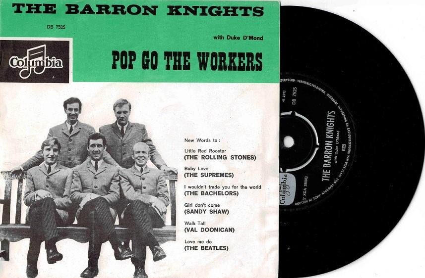 POP GO THE WORKERS PART 1 / Pop Go The Workers Part 2