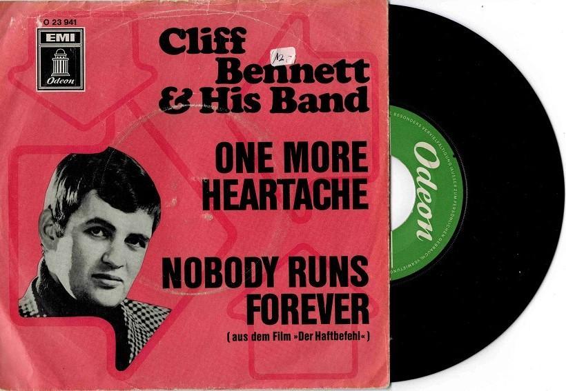 ONE MORE HEARTACHE / Nobody Runs Forever
