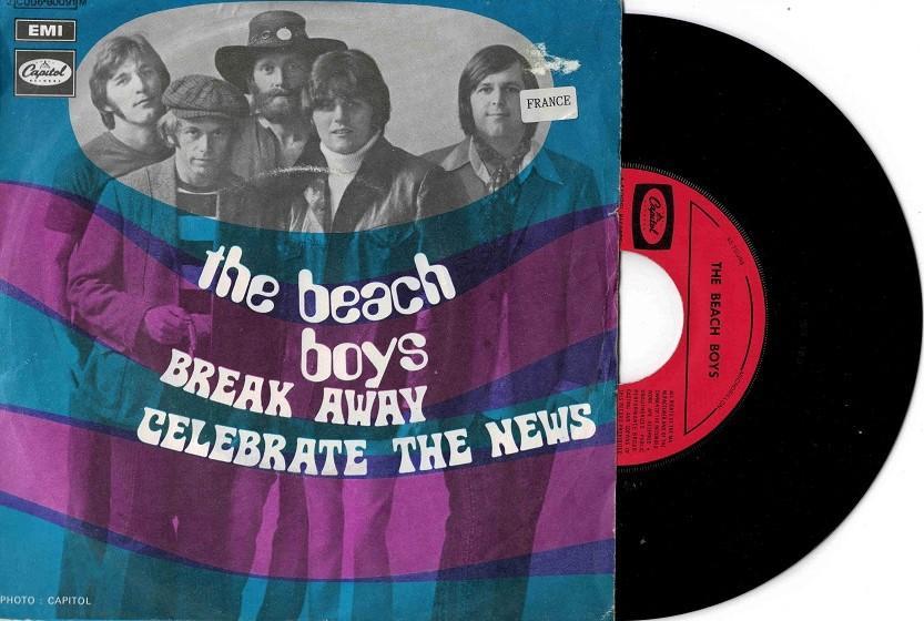 BREAK AWAY / Celebrate The News