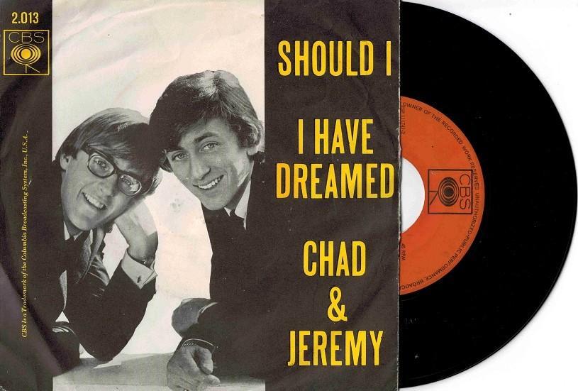 SHOULD I / I Have Dreamed
