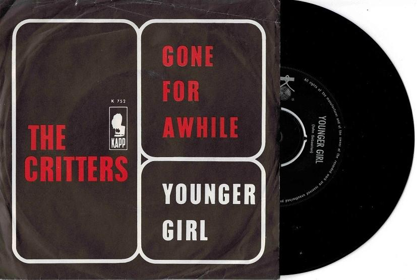 YOUNGER GIRL / Gone For Awhile