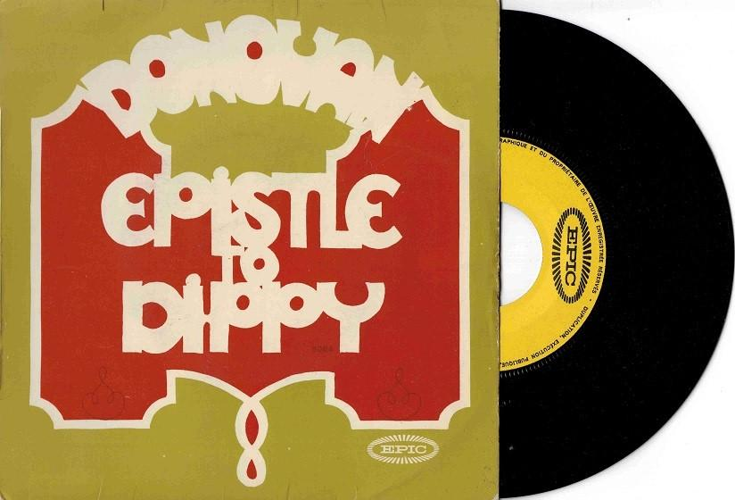 EPISTLE TO DIPPY French Pressing
