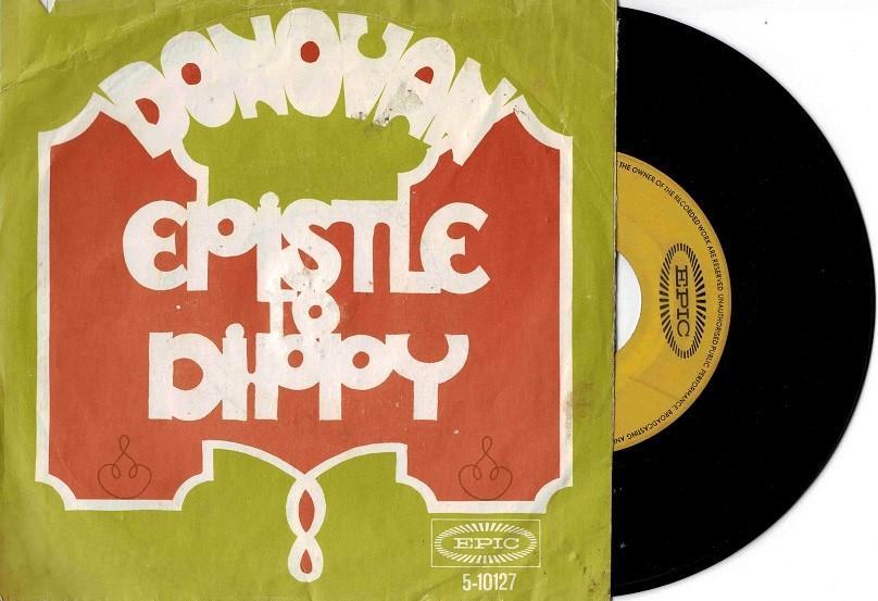 EPISTLE TO DIPPY / Preachin'' Love