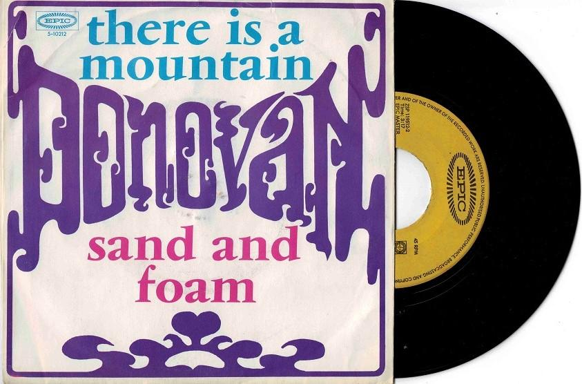 THERE IS A MOUNTAIN / Sand And Foam