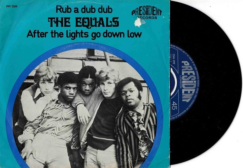 RUB A DUB DUB / After The Lights Go Down Low