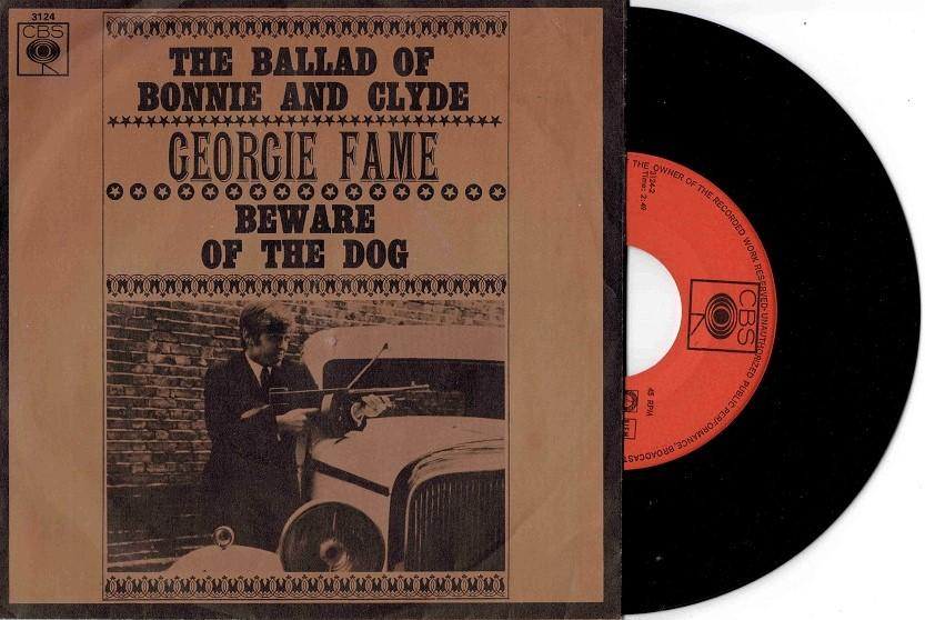 THE BALLAD OF BONNIE & CLYDE / Beware Of The Dog