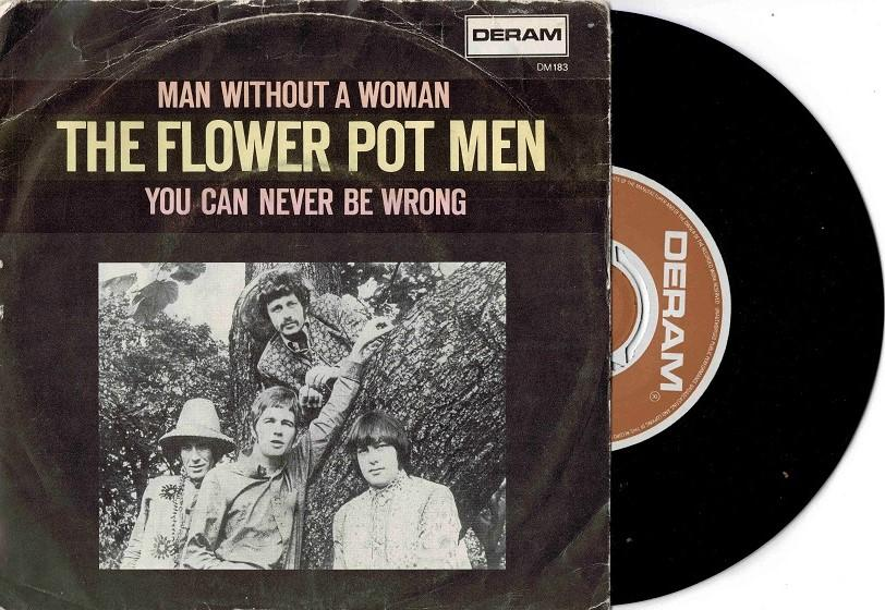 MAN WITHOUT A WOMAN / You Can Never Be Wrong