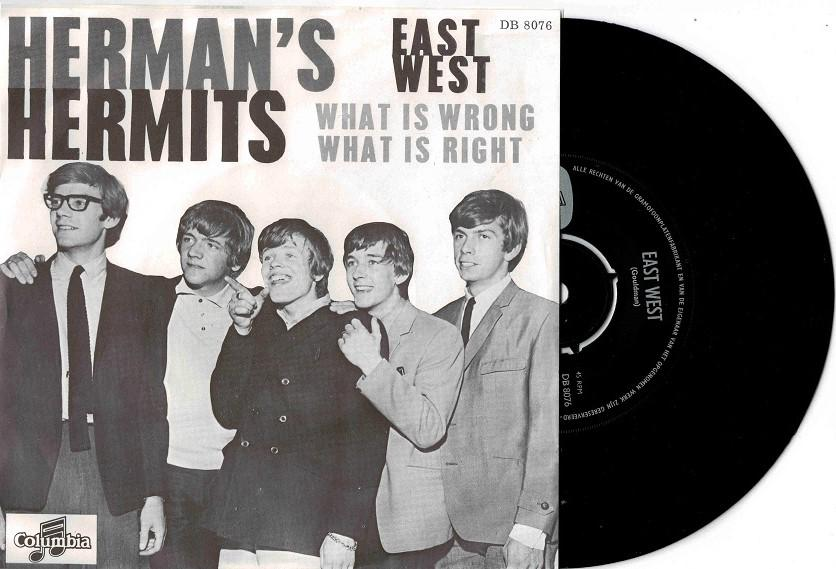EAST WEST / What Is Wrong - What Is Right