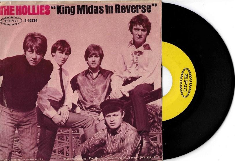 KING MIDAS IN REVERSE / Water On The Brain