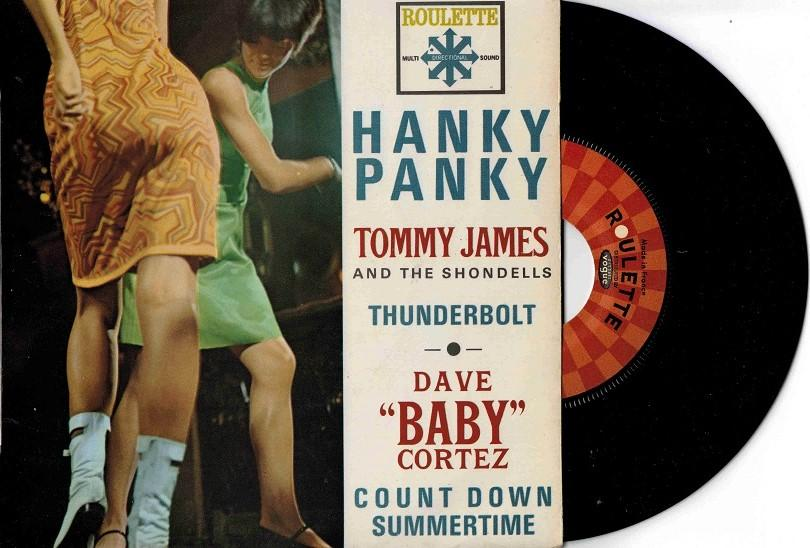 HANKY PANKY French Pressing