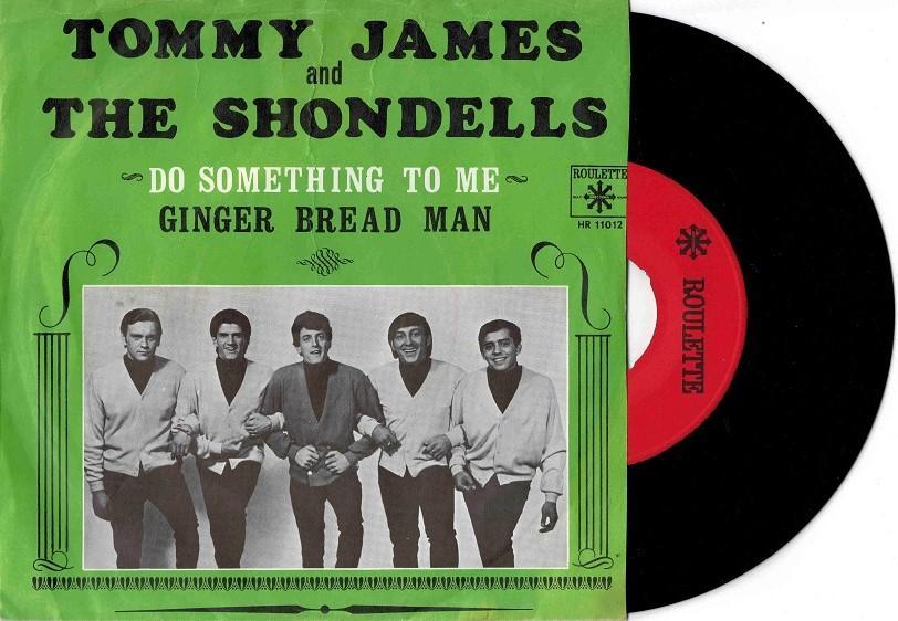 DO SOMETHING TO ME / Ginger Bread Man