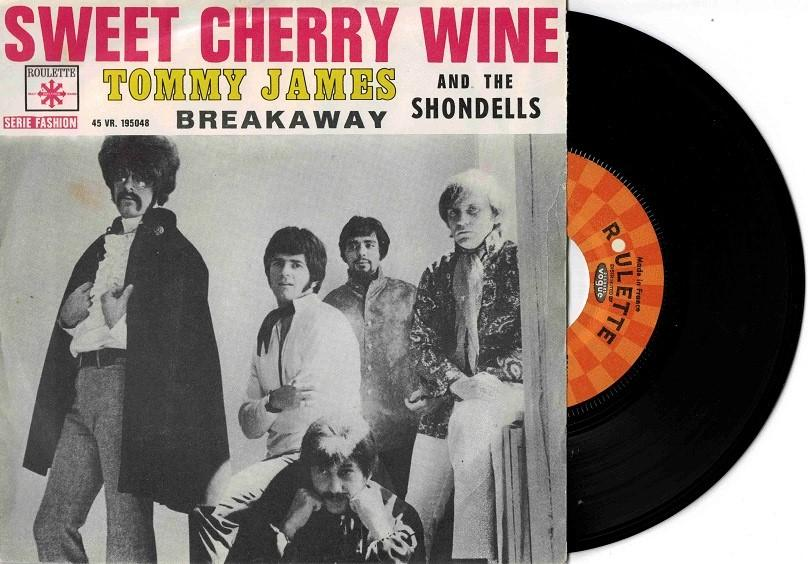 SWEET CHERRY WINE / Breakaway