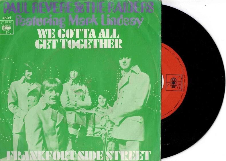 WE GOTTA ALL GET TOGHETER / Frankfort Side Street