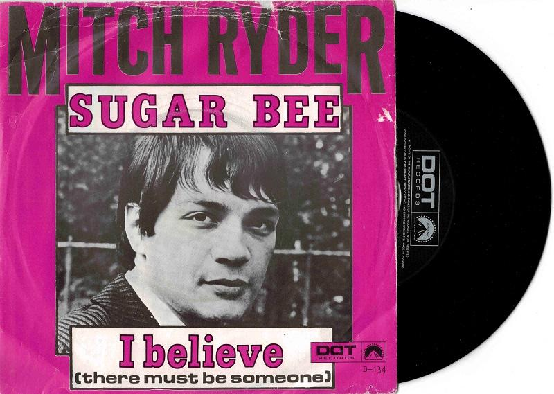 SUGAR BEE / I Believe (There Must Be Someone)