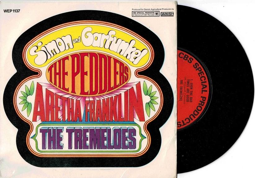 SIMON AND GARFUNKEL / THE PEDDLERS / ARETHA FRANKLIN / THE TREMELOES